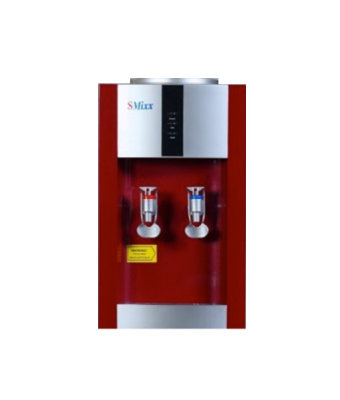 Кулер SMixx 16TD/E red and silver